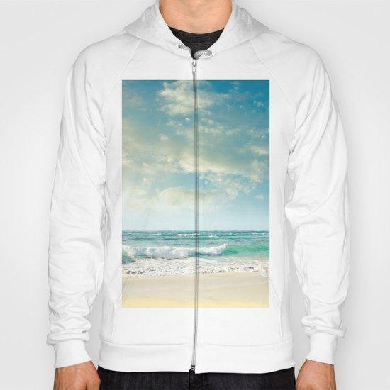 beach love tropical island paradise Hoody