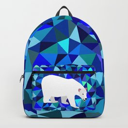 Rider of Icebergs Backpack