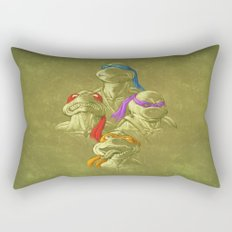 THE BROTHERHOOD Rectangular Pillow