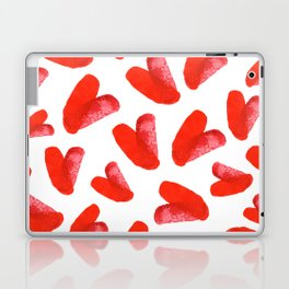 Red love Laptop & iPad Skin