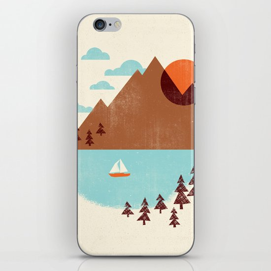 Indian Summer iPhone & iPod Skin