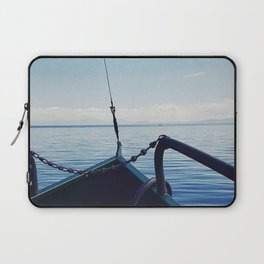 Taupo boat trip Laptop Sleeve