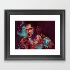 Richard Framed Art Print
