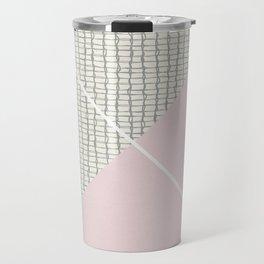 Diagonal Travel Mug