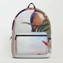 halcyon atricapillus Backpack