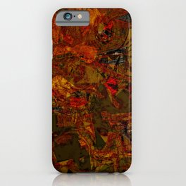 Scale of Demise iPhone Case