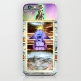 Battle Cat Galactica iPhone Case
