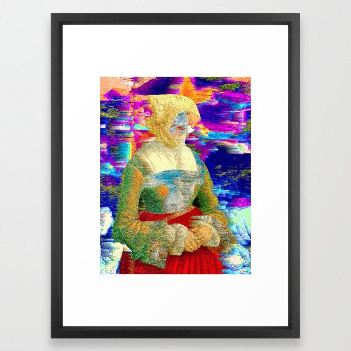 Slim Aarons\' Cosmic Polloi Framed Art Print by jellybeanweirdo ...