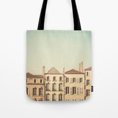 designated town of art & history ... Tote Bag