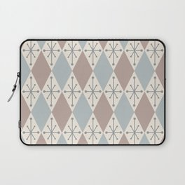 Diamonds and Starbursts Powder Laptop Sleeve