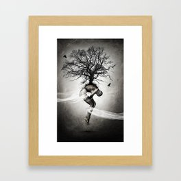 L.I.F.E Framed Art Print