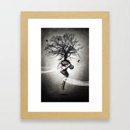 L.I.F.E Framed Art Print