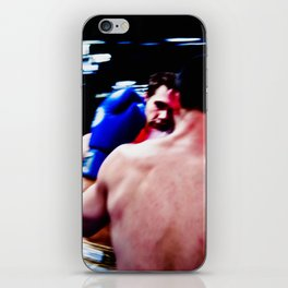 Fight : Eye of the Tiger iPhone Skin