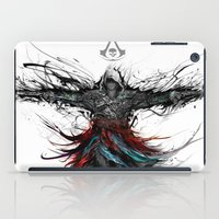 assassins creed iPad Cases featuring assassins creed by ururuty