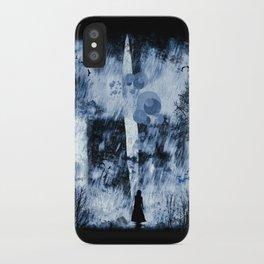 rain walker redux iPhone Case