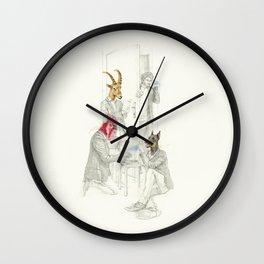 La identidad Wall Clock