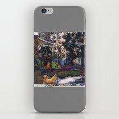 Clinton Street Revisited iPhone & iPod Skin