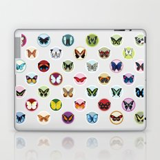 Butterfly Candy Laptop & iPad Skin