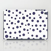 dots iPad Cases featuring Dots by Monika Strigel