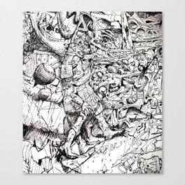 Sammer Eye Canvas Print