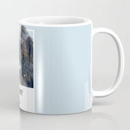 Pantone Series – Mountain Mist Coffee Mug
