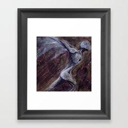 Soul Take Flight Framed Art Print