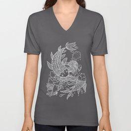 The Koi Fishes Unisex V-Neck