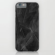 Feathered (Black). Slim Case iPhone 6s