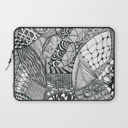 Circles - 1 Laptop Sleeve