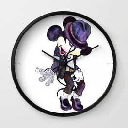 POP STAR - Mickey  Mouse Wall Clock