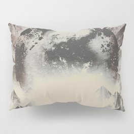 New day new mountains to climb Pillow Sham