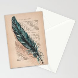I Could Let You Out You Know or Prayer for Freedom Stationery Cards