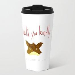 Crossover Starfox X Bioshock Travel Mug