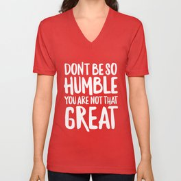 Frost Design Studio - Humble Unisex V-Neck