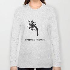 Depresión Tropical Long Sleeve T-shirt