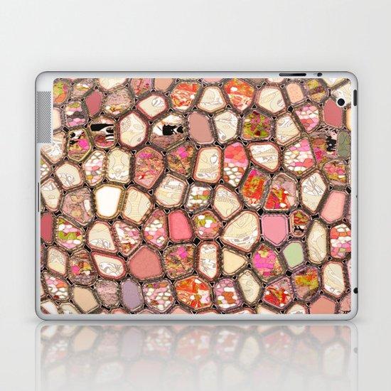 Cells in Pink Laptop & iPad Skin