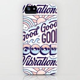 Good Good Good iPhone Case