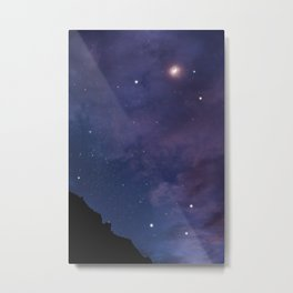 Big Bend nights Metal Print