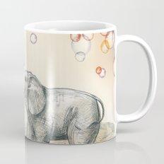 Elephant Bubble Dream Mug