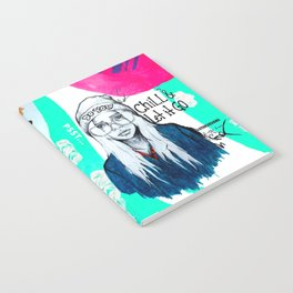 #STUKGIRL PHOENIX Notebook