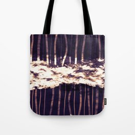 Down and Up Tote Bag
