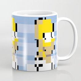 The Simpson Pixel Coffee Mug