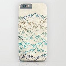 Mountains  Slim Case iPhone 6