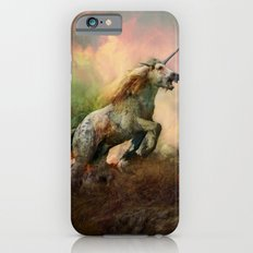 Battle Unicorn iPhone 6 Slim Case