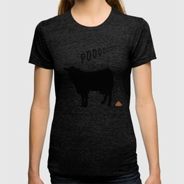 Cow's POO T-shirt