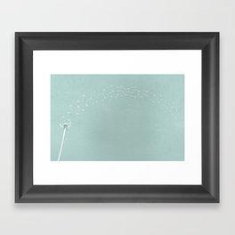 Love/Hate:Part 1 Framed Art Print
