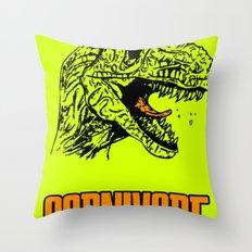 Carnivore Throw Pillow