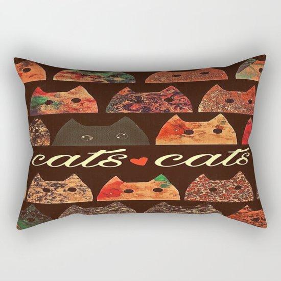 cat-283 Rectangular Pillow