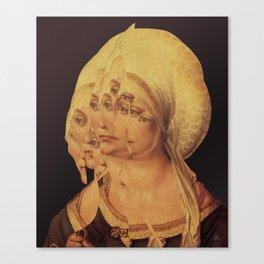 Another Portrait Disaster · mit Albrecht Canvas Print