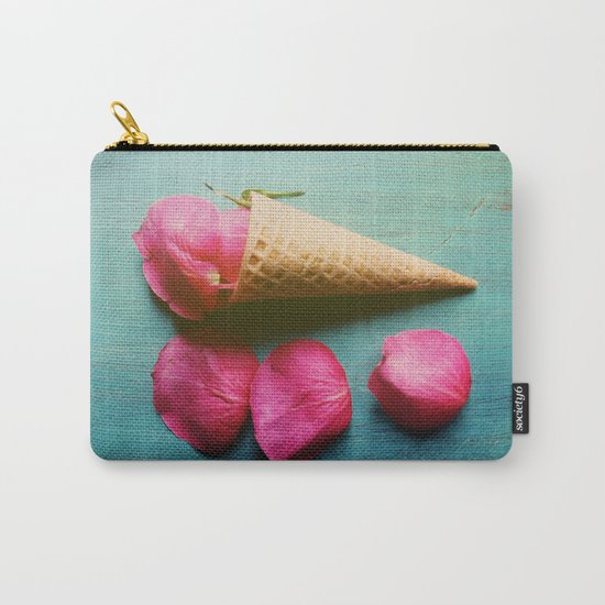 One Scoop or Two Carry-All Pouch